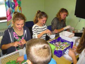 elever pakker julepakker