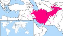 Farsi-sprogområde