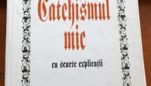 Luthers Small Catechism in Romanian