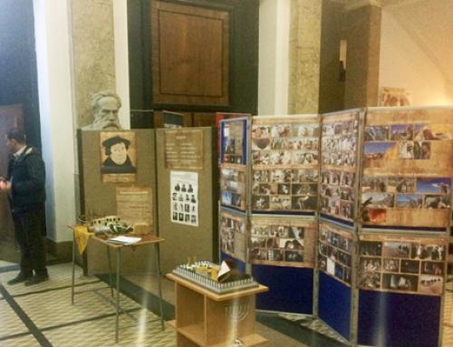 Fejring af reformationsjubilæum i Bucharest