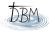 Dansk Balkan Mission Logo